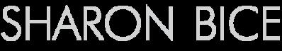 Logo for Sharon Bice